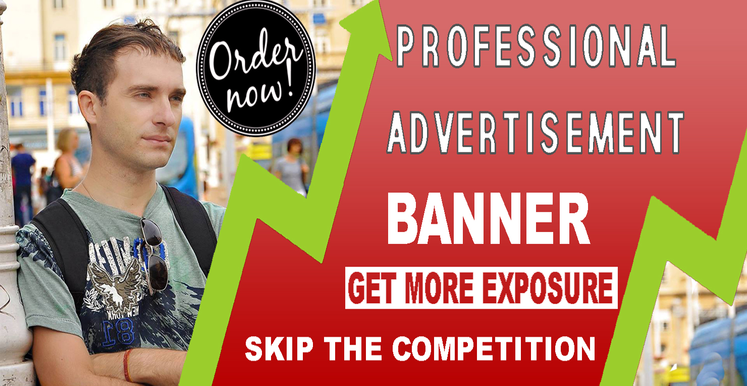 Skyrocket Your Sales With Banner,  Advertisement For Your Company Or Business