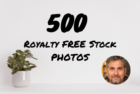 500 High Quality Royalty FREE stock images of ANY topic