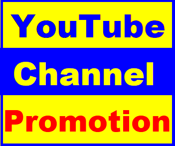 Real Human Channel Promotion Within Ten Hours Complete
