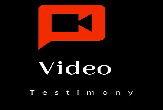 A Professional And Powerful Video Testimony
