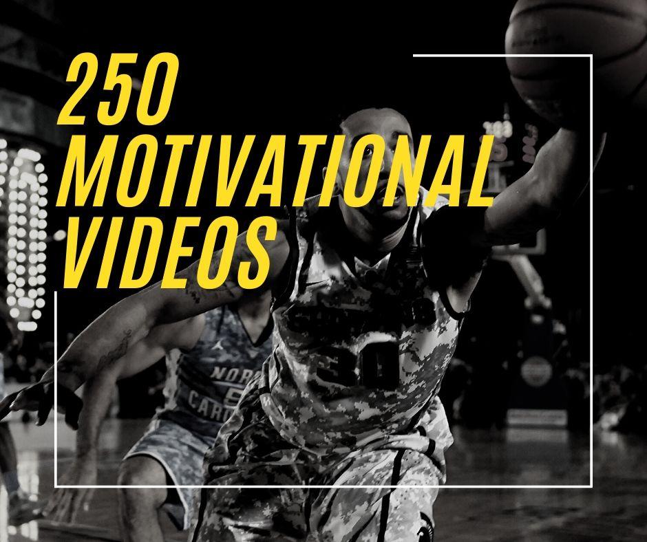 250 Motivational Videos For Social Media Part 1