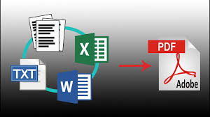 I will convert your PDF file into word-excel or power point