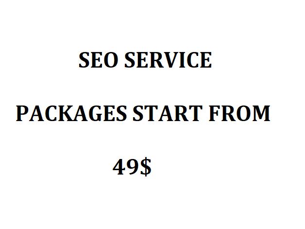 Seo Service - Get Ranked On Targeted Keywords