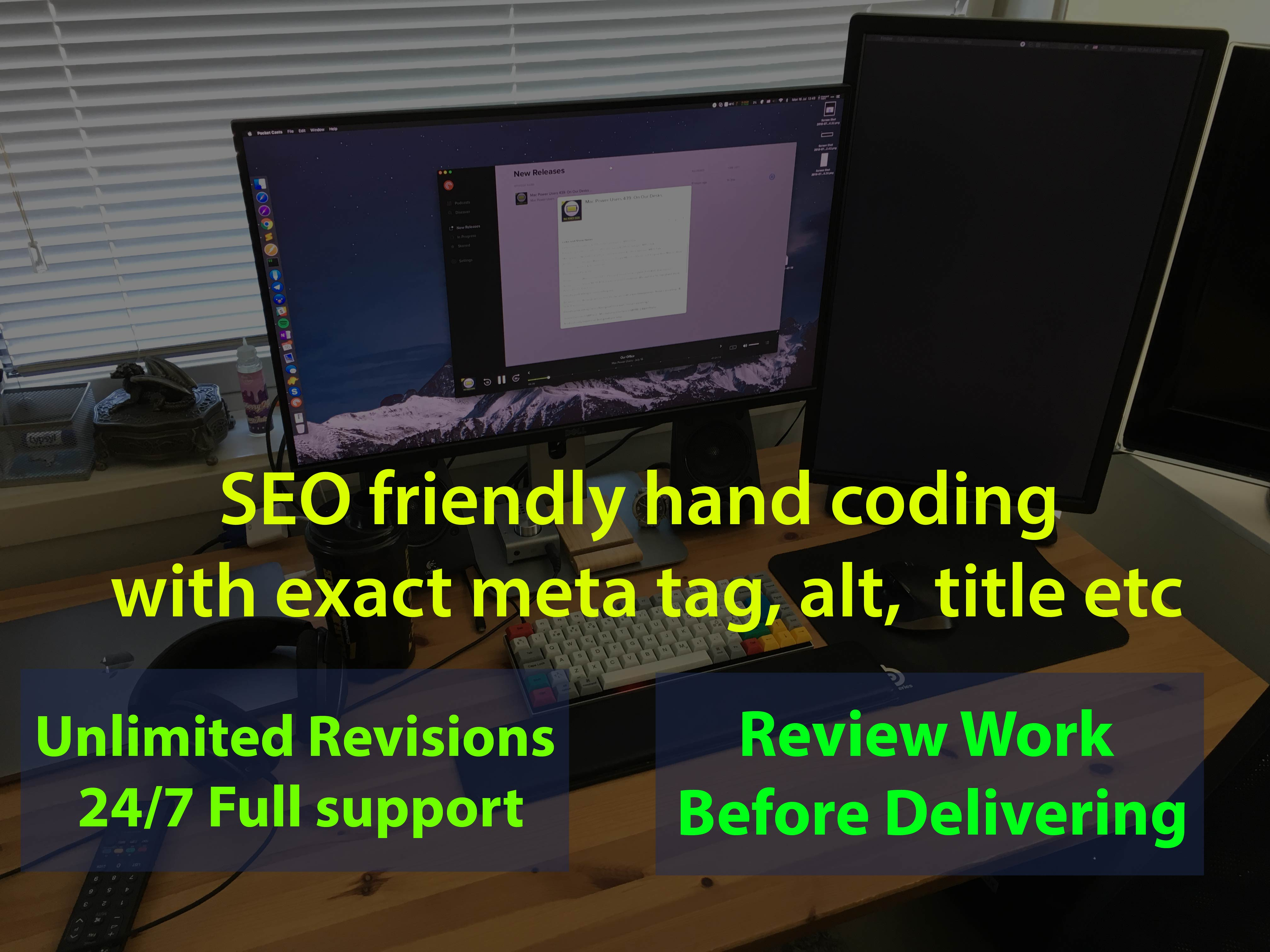 I will make your expected webpage within 24 hours.