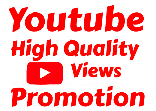 Instant Start YouTube Non-drop Video Promotion Super fast Delivery