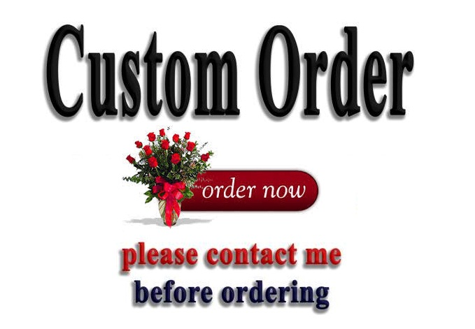 High Quality Custom service for my clients
