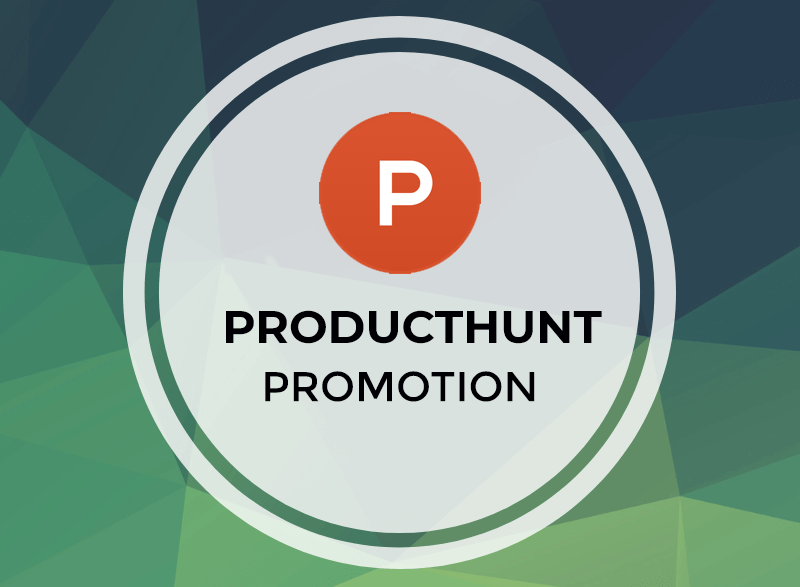 Producthunt top 3 of the day promotion