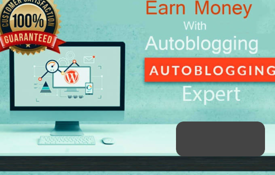 Design Unique Autopilot,  Autoblogging Wordpress Blog