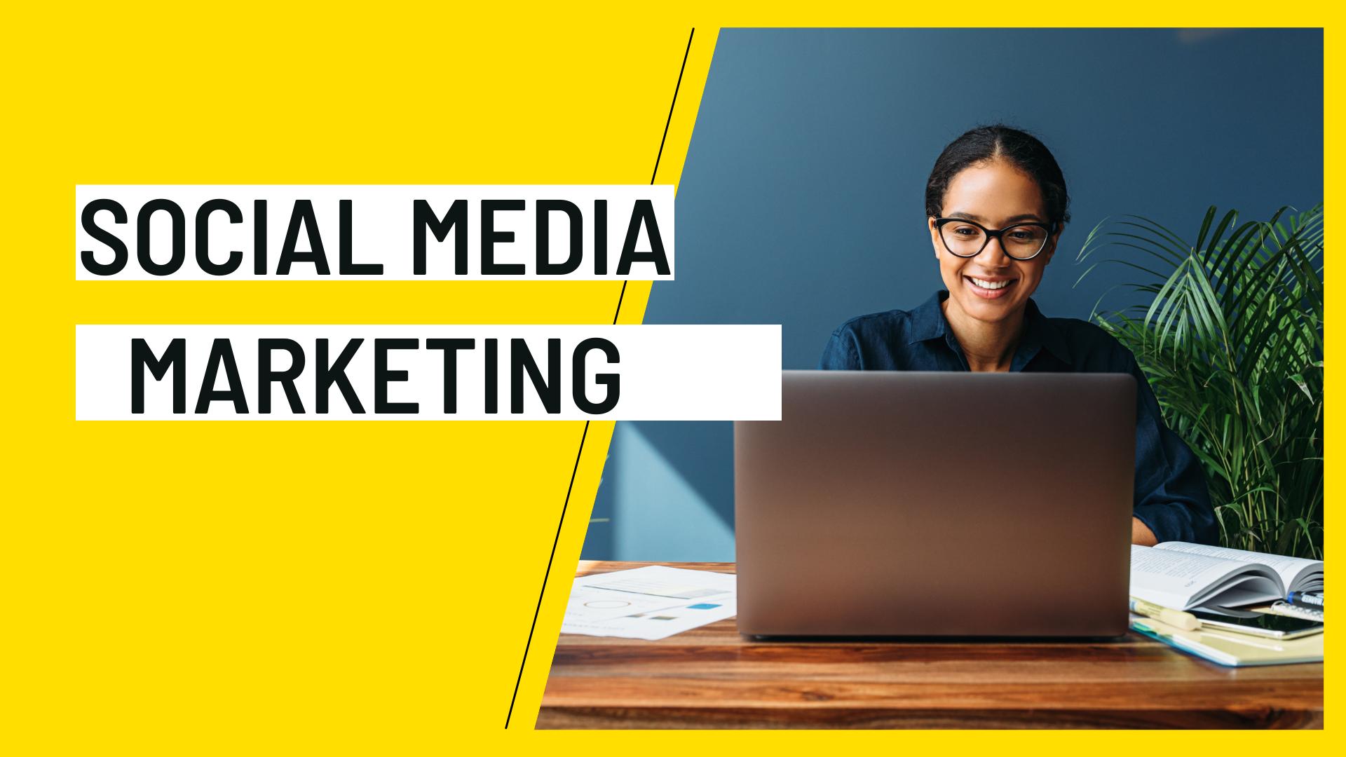 Social Media Marketing & SEO Traffic