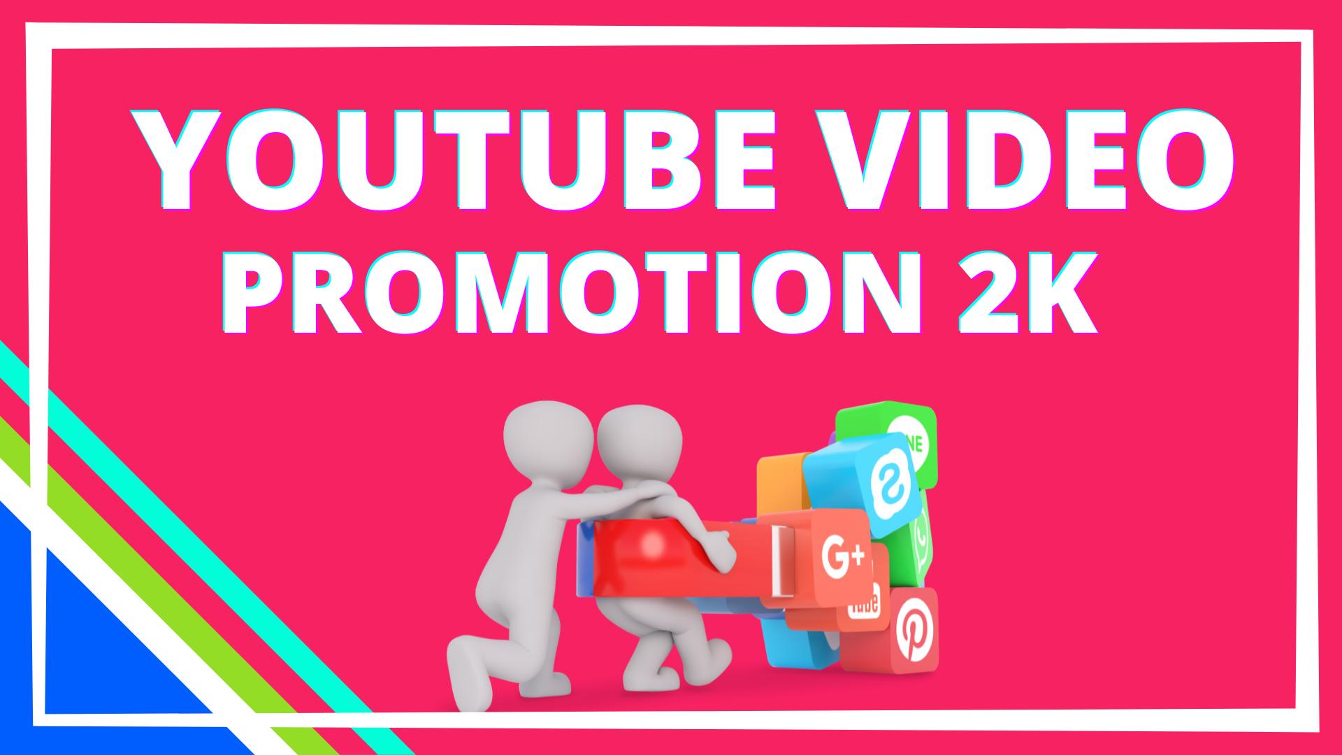 YouTube Video promotion Fully safe Social Media Marketing