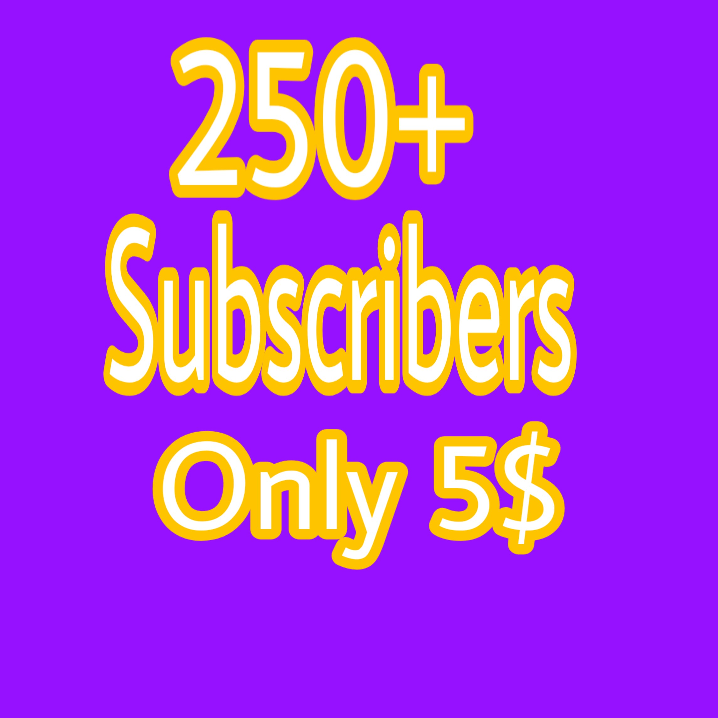 Manually Add Non drop You Tube Subcsriber or Likse
