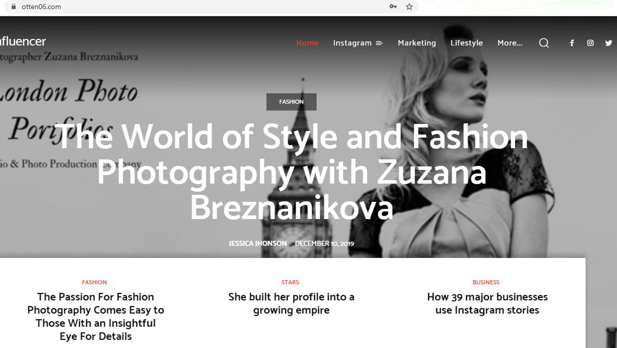 I give you DoFollow Backlink on my Lifestyle Magzine website Permenant