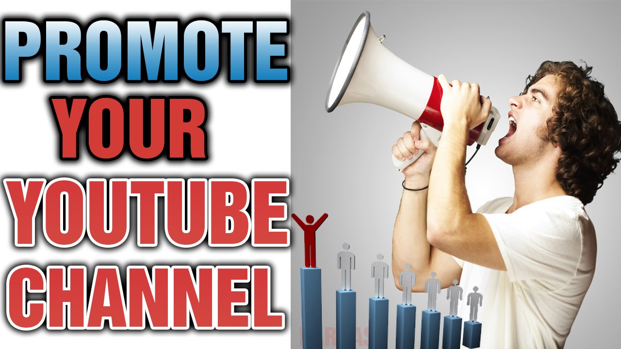 I will boost your u-tube chanel throught social media
