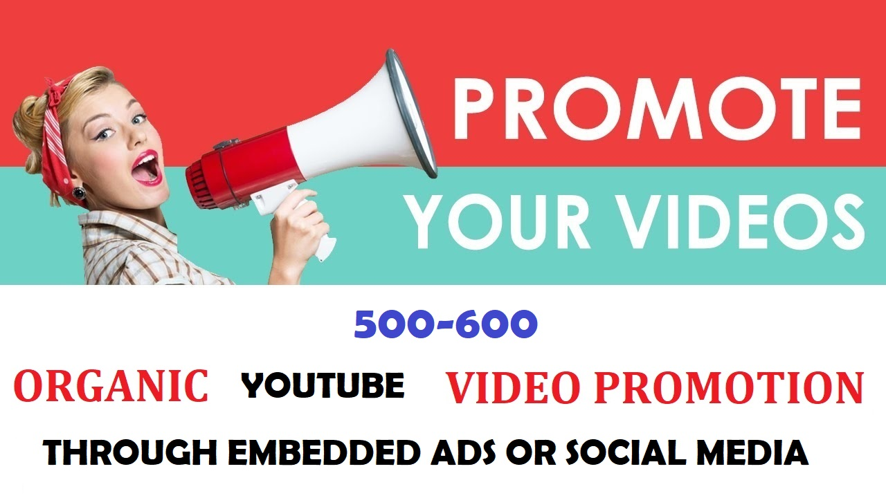 Get Youtube Video Marketing Ads promotion