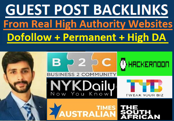 I will do blogger outreach for high quality SEO backlinks link building service
