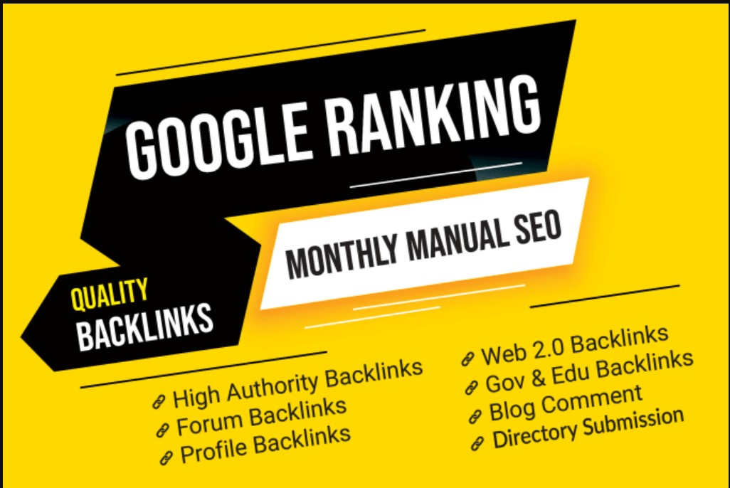 Manually 1000 Web 2.0 Blogs,  Top Brands,  PDF,  Forum,  Edu & Social Links High DR Backlinks - Rank