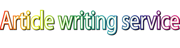 Professional Blog & Article writer. I am article writing expert. Also have good seo knowledge.