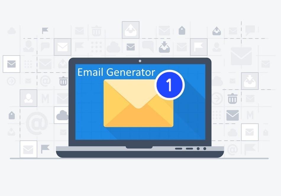 Unlimited Emails Generator DotTrick