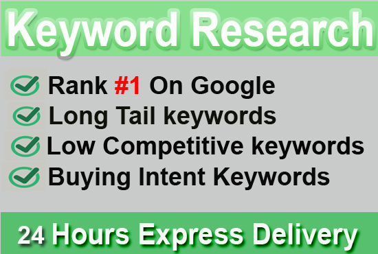 Complete Keyword Research And Competitor Analysis