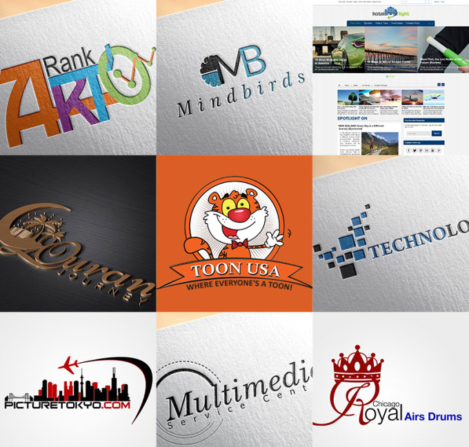 Design A Good Looking And Professional Logo