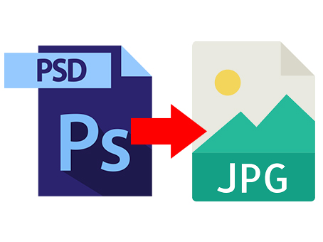 JPG Convert To PSD WIth Layers
