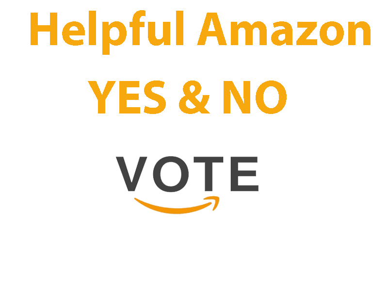 100 Amazon Helpful Votes from Real Verified Human Profile