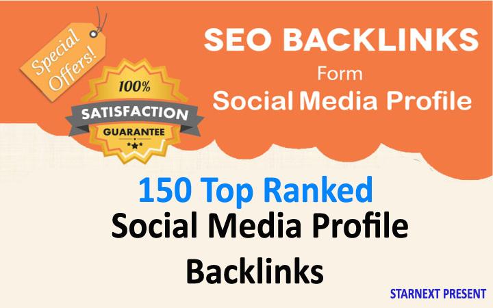 Manually Create 150 Social Bookmarking from high PR SEO social sites