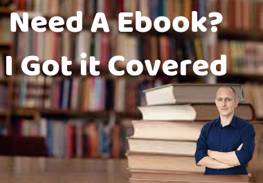 Any Ebook Of Any Topic Start With 15 Pages