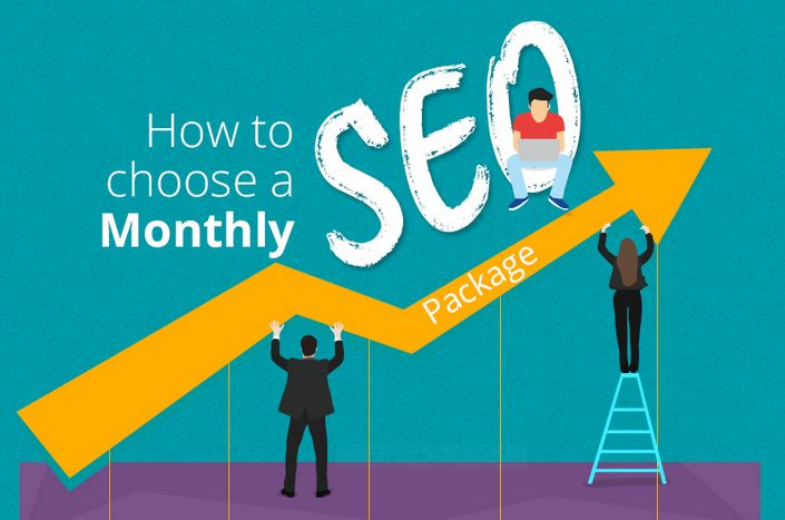 Monthly SEO Package Rank Your Website On Google 1 Month Seo Backlinks