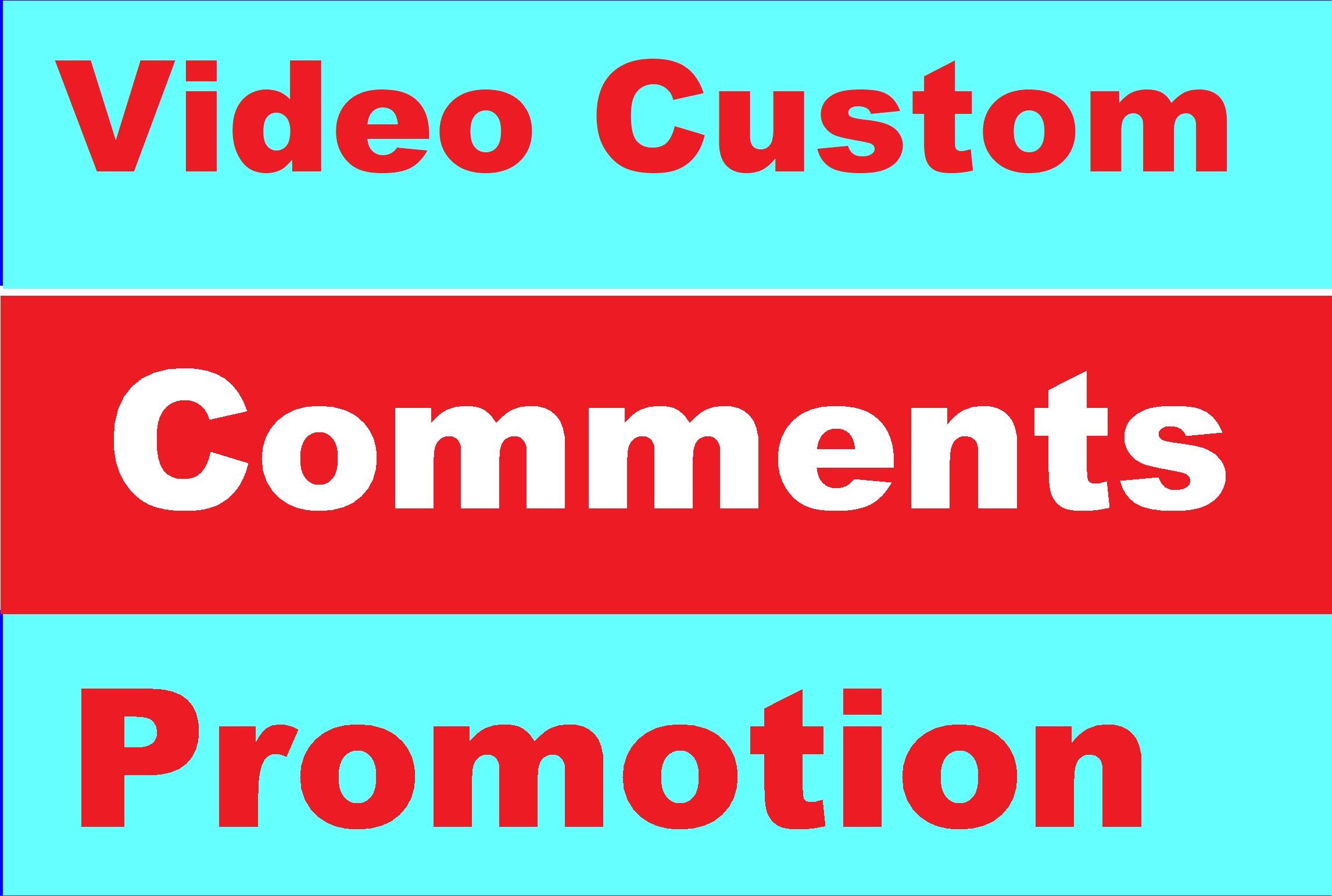 YouTube Video Marketing Active Profile Promotion