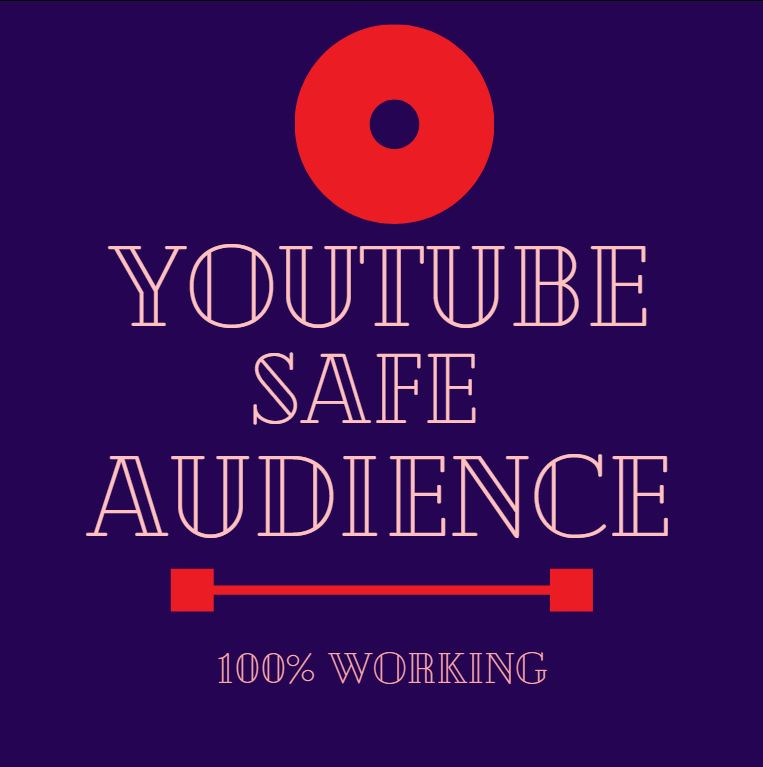 YouTube Promotion With Safe Audience