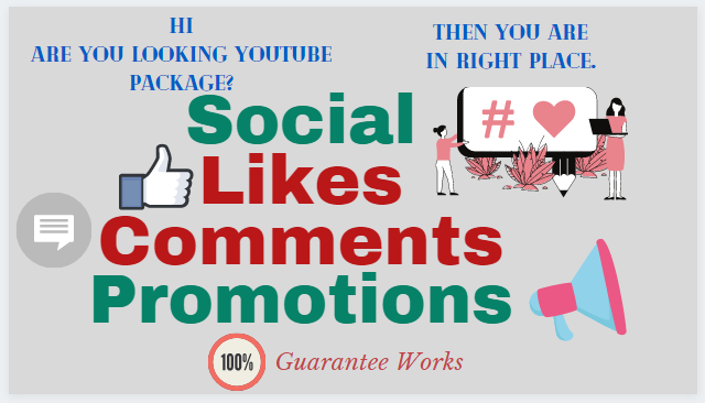 YouTube Promotions Safe And Instant