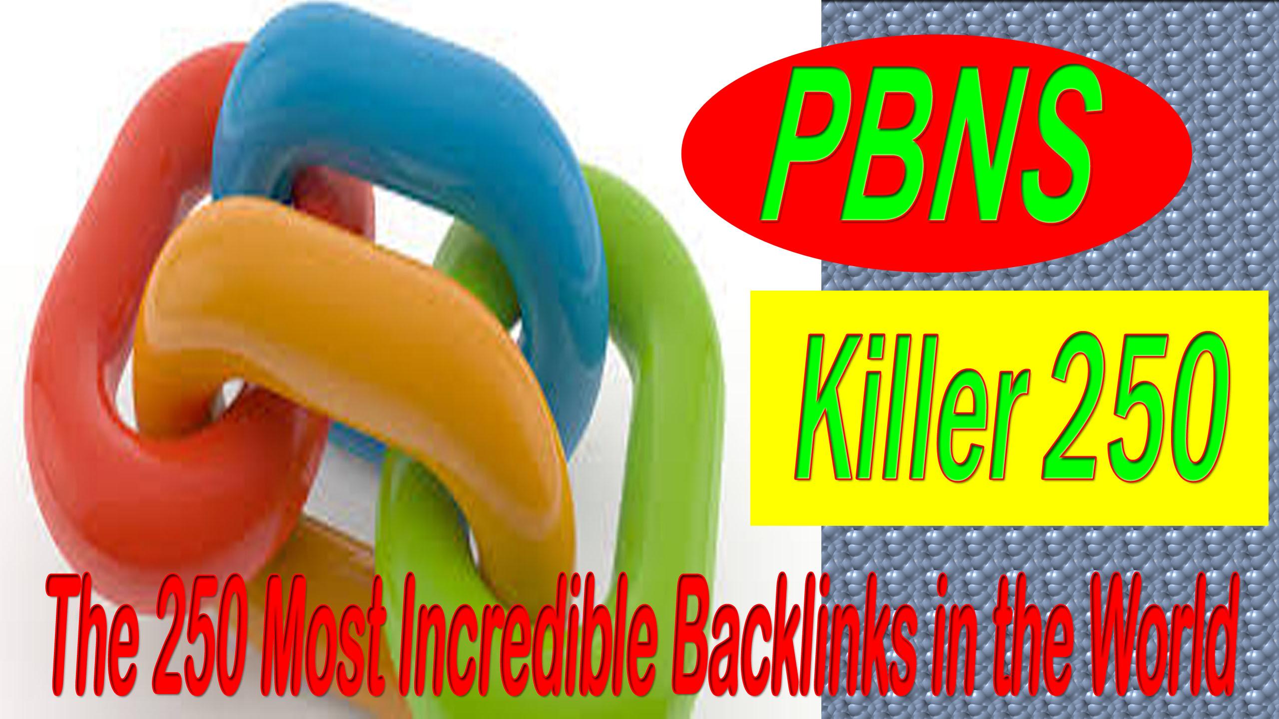 Kill your Competetor with 250 Plus PBNs Casino Gambling Poker Judi Related High DA Network