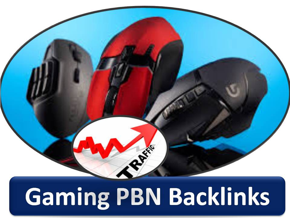 Get Rank with 10 Plus Gaming PBN DoFollow & Permanent Links with fast delivery