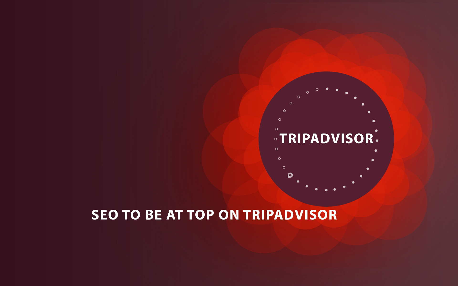 SEO to be at top on TripAdvisor