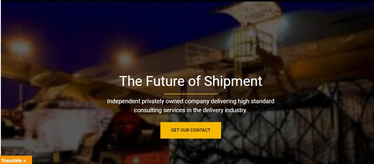 I Will Create A Courier/Shipment Website With Tracking and Testimony Pages