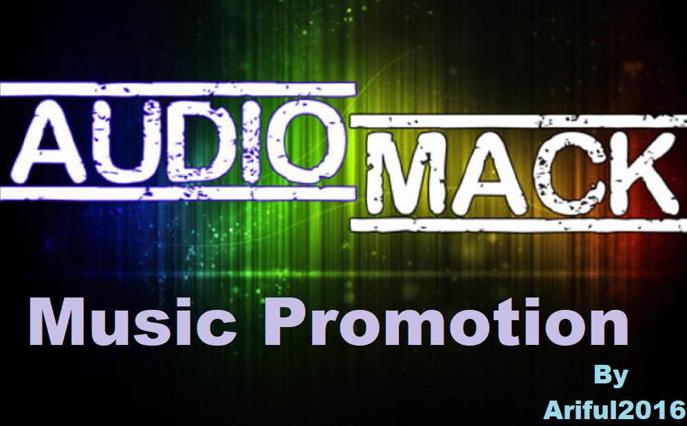 Audimack Music Promotion 2500 streams+125 Likes+100 Playlists+80 Re-ups