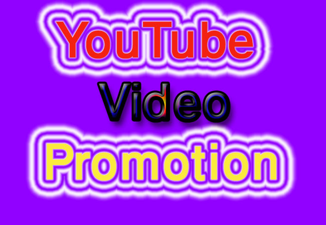 I will Do Best YouTube Video Promotion & Marketing