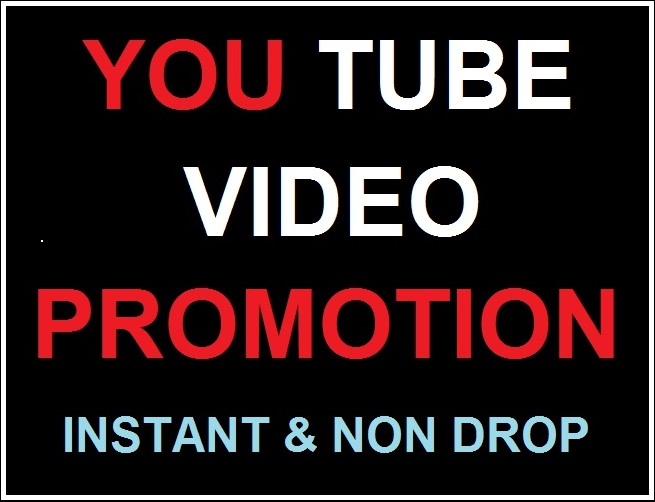 YouTube video promotion and social media marketing instant delivery