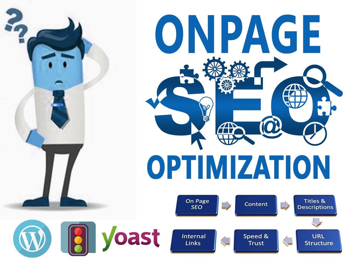 Onpage SEO Optimization for WordPress Website by Yoast