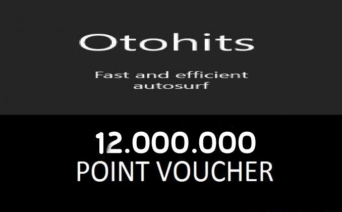 Cheap 12M OtoHit Pts - HitLeap Ready