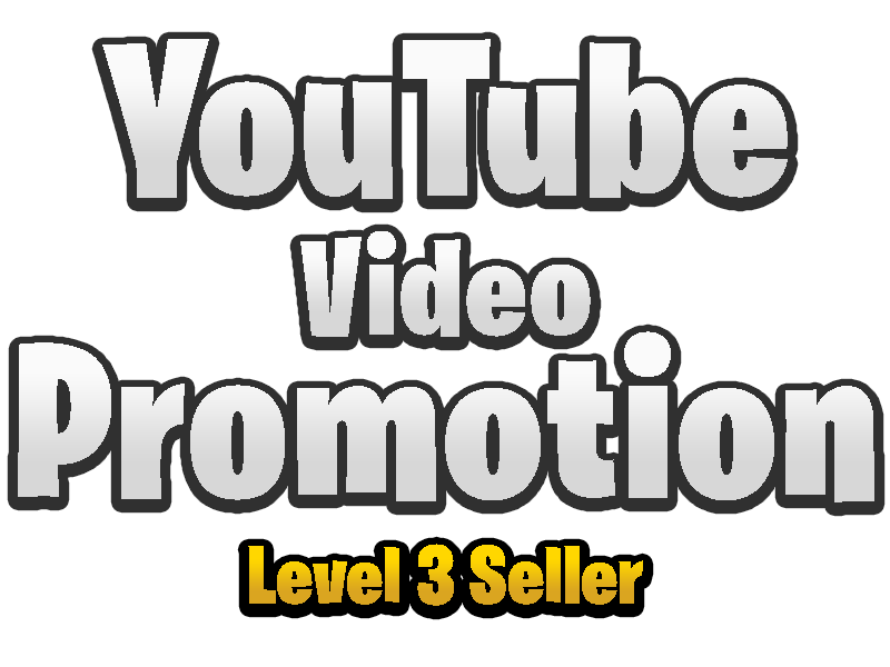 Organic High Quality YouTube Video Promotion