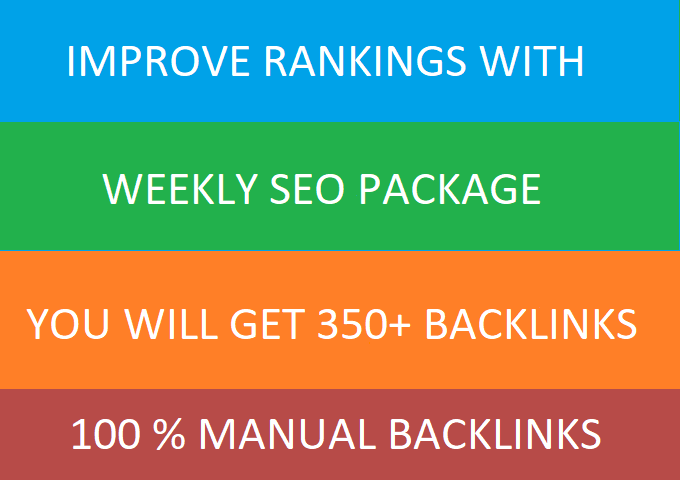 I Will Do Basic Seo Package And Explode Your Rankings