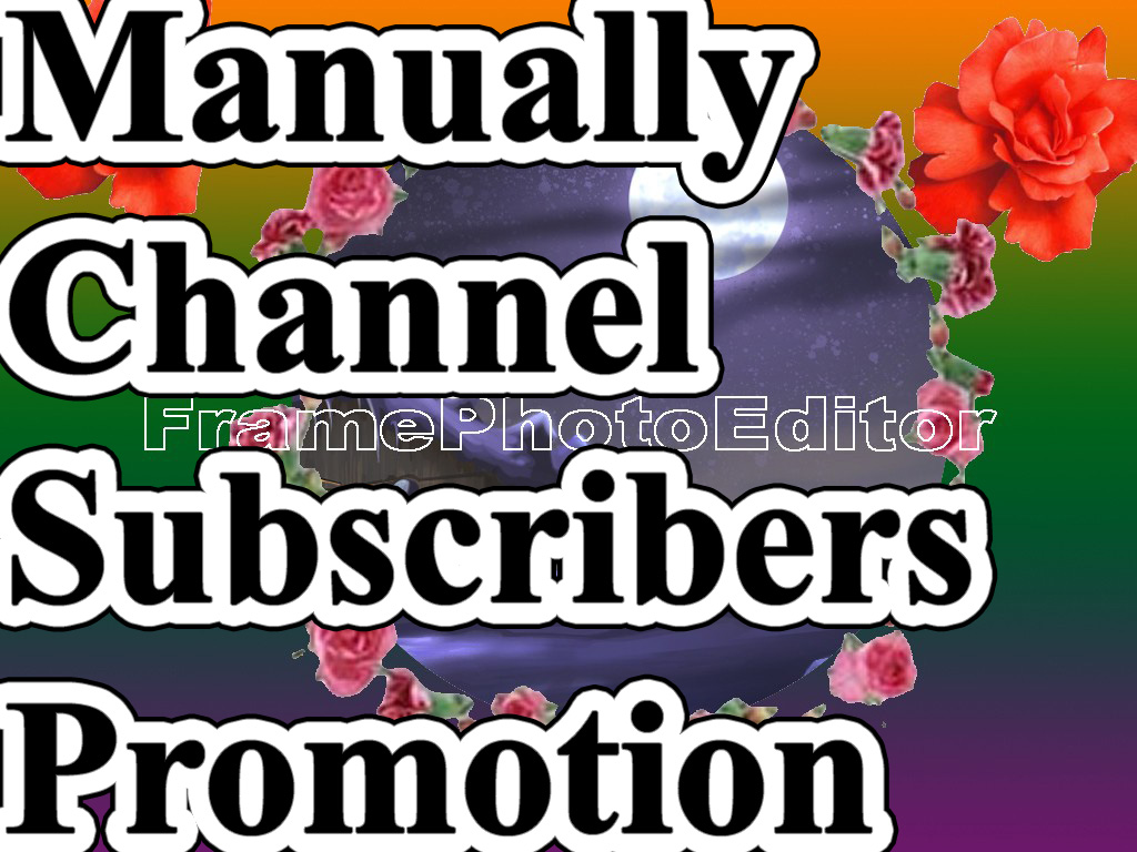 High Channel Sobscribers Promotion Social Media Marketing