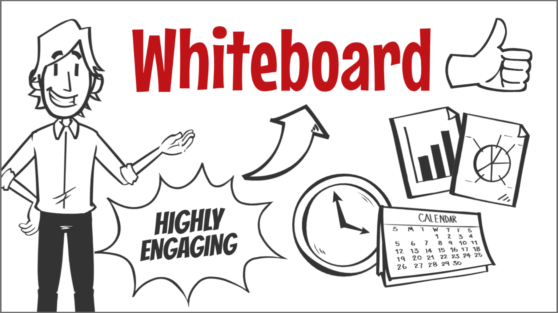 I will create whiteboard/animation video for your brand/company/website/blog
