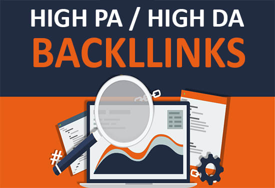 Build DA (Domain Authority) 50+ Do-follow Backlink for your website/blog