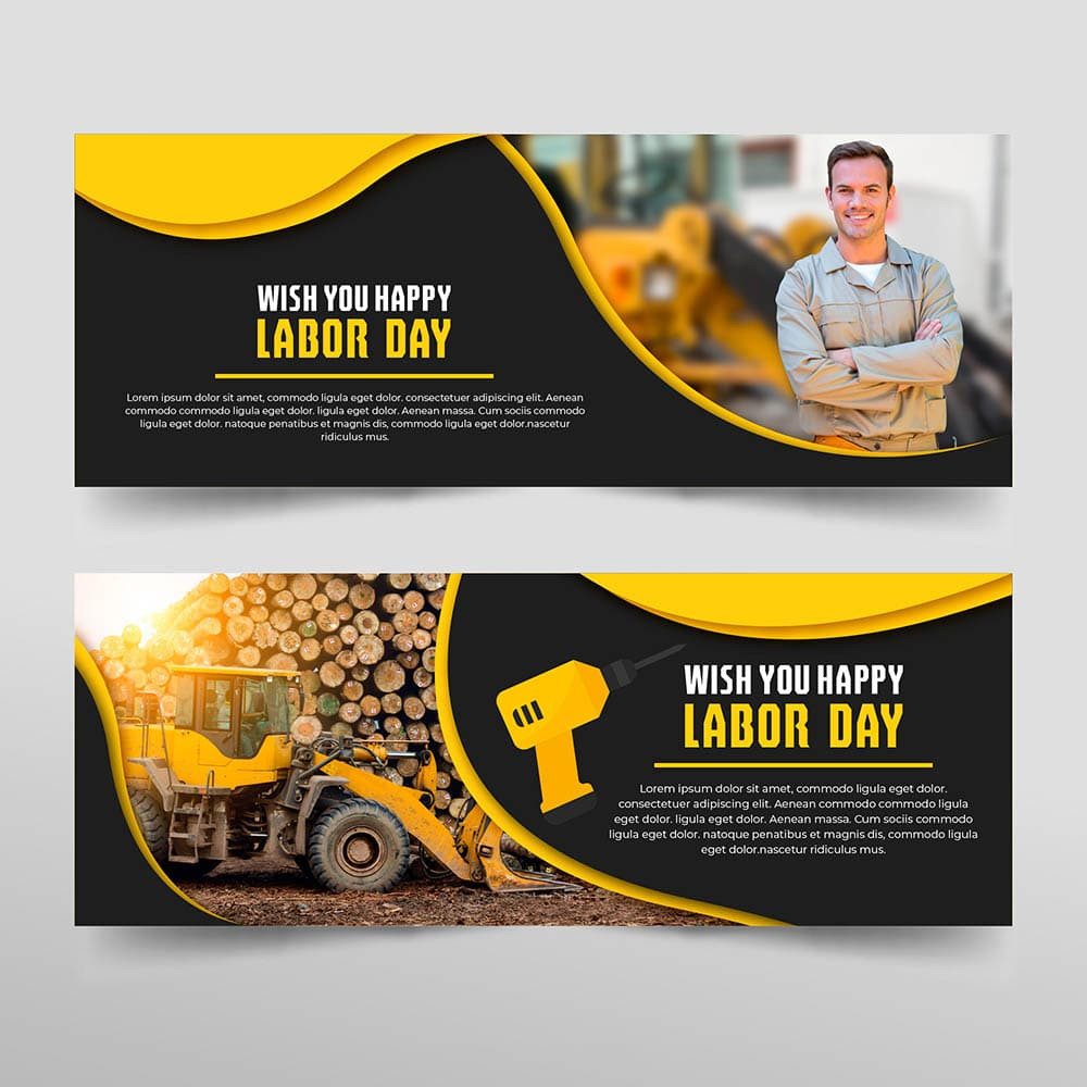 Design 2 awesome banner for brand and advertising all niches