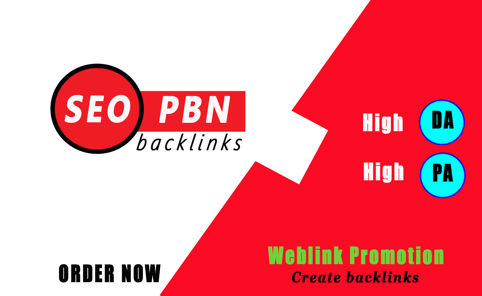 Create High DA PA PBN Backlinks to Rank higher in google