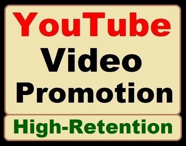YouTube Video Organic Promotion All in One