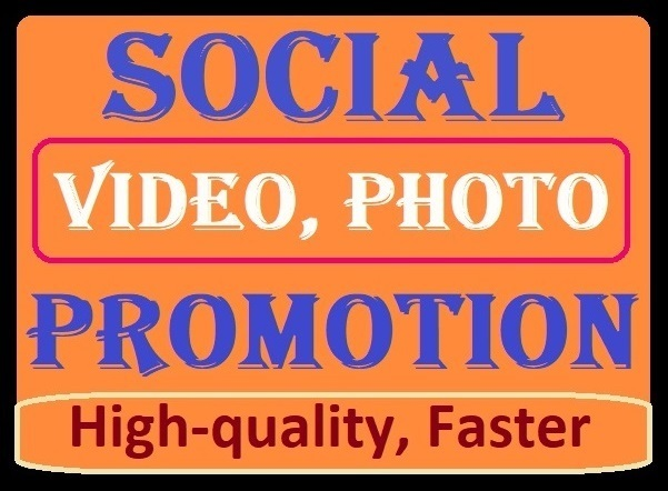 Social Media Video Promotion Faster and High Quality
